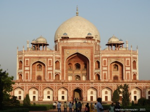 TravelInspire Delhi - Humayuns tombe
