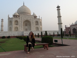 TravelInspire Agra - Taj Mahal