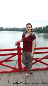 Het Hoan Kiem meer
