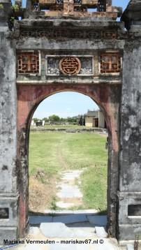 Het keizerlijke deel in de Citadel