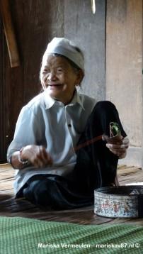Lieve dame van de White Tai